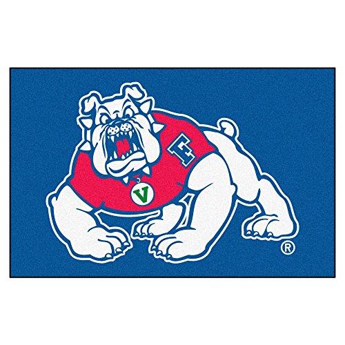 Fresno State University Logo Area Rug (Tailgater)