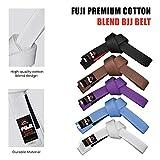 FUJI boys – Premium Cotton Blend BJJ Belt