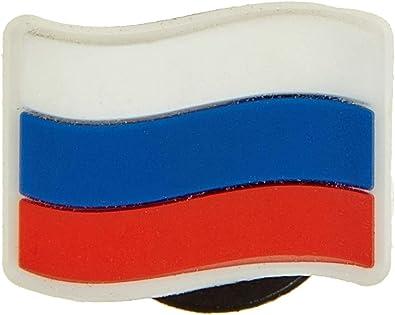 Multicolour Crocs Bijoux de chaussures Multicolore