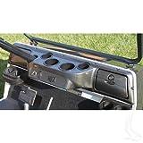 Automotive Parts Accessories Best Deals - Club Car DS Custom Dash - Carbon Fiber