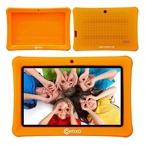 Contixo Defender Series Silicone 7 Inch Android Tablet Cover Case for Contixo LA703 7