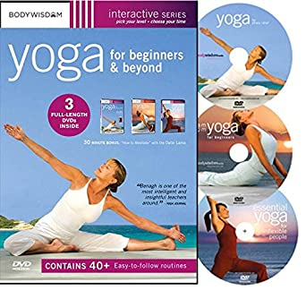 Amazon.com: NEW Yoga For Beginners & Beyond (DVD): Movies & TV