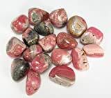 Rhodocrosite Large Tumbled Stone Gemstone Crystal Healing Rock Wiccan Supplies