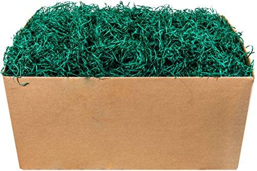 Supermoss 21631) Aspen Wood Moss (Excelsior), Basil, 10lbs