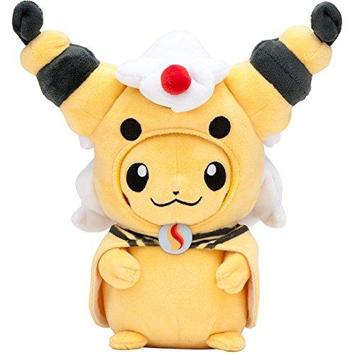 Pokemon Center Japan Pikachu as Mega Ampharos: ~8