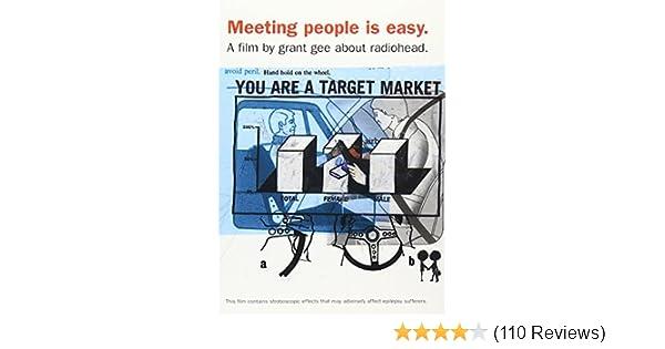 Amazon.com: Radiohead - Meeting People Is Easy: Radiohead ...