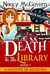 Death In The Library by Nancy McGovern ebook deal