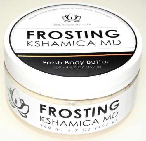 (Frosting Kshamica MD Fresh Body Shea Butter Lotion)