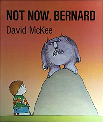 Book Not Now, Bernard