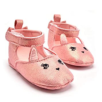 First Walkers Spring Baby Girls Fashion Princess Shoes Infant Crib Shoes