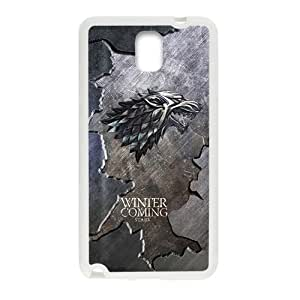 HWGL game of thrones duvar Phone Case for Samsung Galaxy Note3