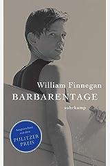 Barbarentage: Mit fachlicher Beratung von Jens Steffenhagen Paperback
