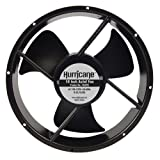 Hurricane 10-Inch Axial Fan for Greenhouses, 806CFM