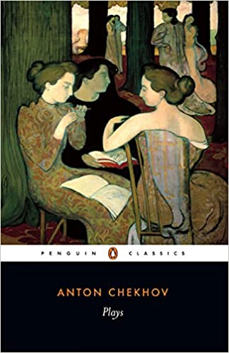 Image result for the three sisters chekhov book cover
