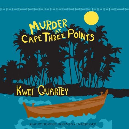 Murder at Cape Three Points  (Inspector Darko Dawson Mysteries, Book 3)(LIBRARY EDITION) by Blackstone Audio