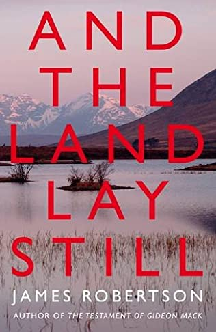 book cover of And the Land Lay Still