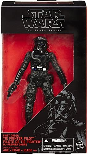 Star Wars Black Series de premier ordre TIE Fighter Pilot