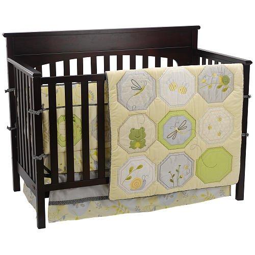 Carter's Bumble Collection 4-Piece Crib Set