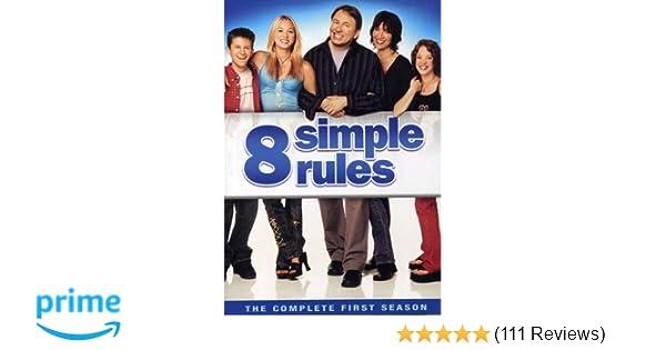 Amazon 8 Simple Rules Season 1 John Ritter Katey