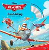 Planes Read-Along Storybook and CD, Ellie O'Ryan and Disney Book Group Staff, 1423168887