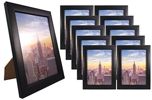 5x7 picture frames bulk black - 7
