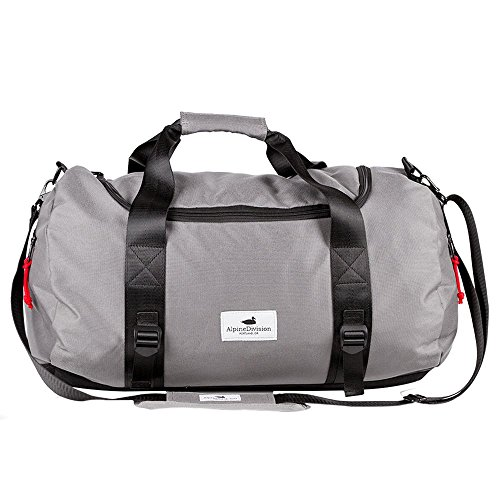Price comparison product image Alpine Division North Fork Duffel - Grey