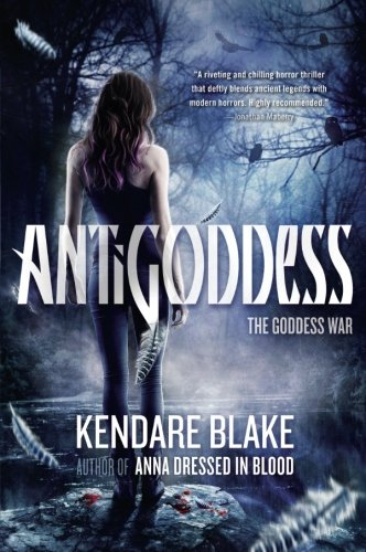 Antigoddess (The Goddess War)