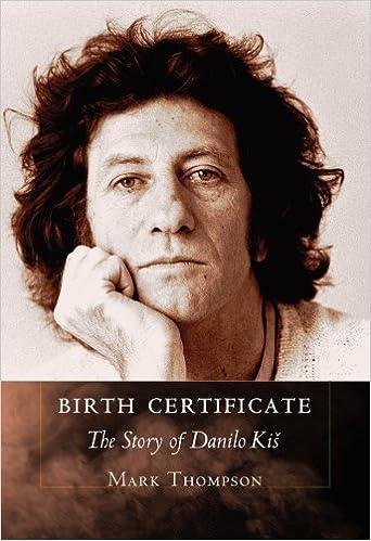 Danilo Kis yugoslavian novelist