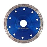 GoYonder 5 Inch Super Thin Diamond Saw Blade for Cutting Porcelain Tiles,Granite Marble Ceramics (5'')