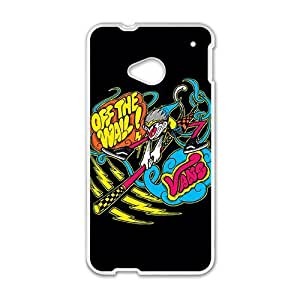 Happy Sport brand Vans shoe creative design fashion cell phone case for HTC One M7