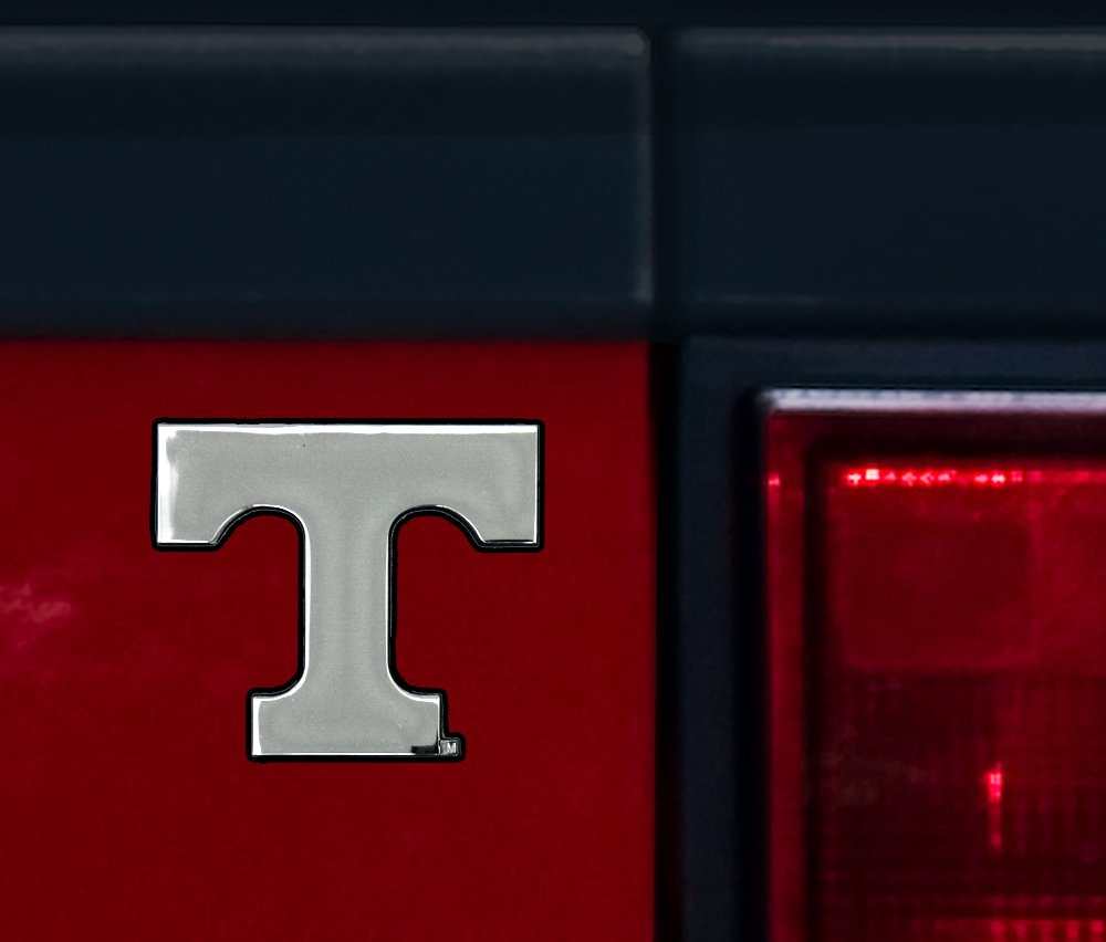 NCAA Tennessee Volunteers Chrome Auto Emblem