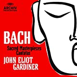 J.S. Bach: Sacred Masterpieces/Cantatas
