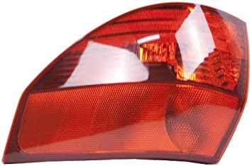 Sherman Replacement Part Compatible with Toyota Sienna Passenger Side Taillight Assembly Outer Partslink Number TO2805102
