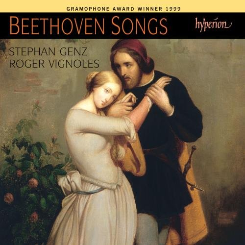 Beethoven: Songs from HYPERION.
