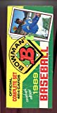 1989 Bowman Baseball Complete set FACTORY SEALED Box Ken Griffey Jr. Rookie Card