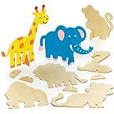 Schokofondue Kids-Giraffe 6tlg