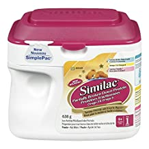 Similac Partially Broken Down Protein Powder, 638g