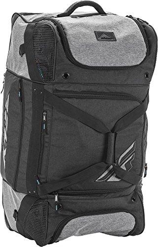 Fly Racing 28-5135 Black/Gray Roller Grande Bag (Best Racing Gear Bag)