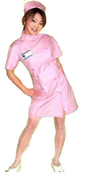 Cosplay Disfraz de enfermera falso Rosa L (jap?n importaci?n ...