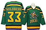 Mighty Ducks Movie Jersey GOLD
