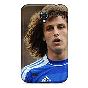 Fashionable Style Case Cover Skin For Galaxy S4- The Best Player Of Chelsea David Luiz