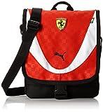 PUMA Men's Ferrari Replica Portable Shoulder Bag, Red, One Size