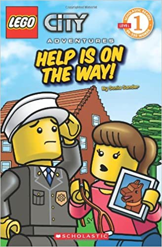 LEGO/® City Adventures Reader #2 Help Is On the Way!