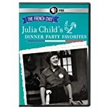 cooking shows on dvd - French Chef: Julia Child's Dinner Party Favorites
