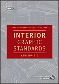 Interior Graphic Standards 2 0 Cd Rom Network Version Ramsey Sleeper Architectural
