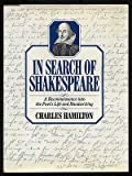 In Search of Shakespeare, Charles Hamilton, 0151445346