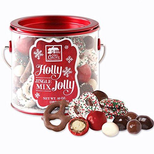 Long Grove Holly Jolly Jingle Mix Pail