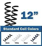 Binding Coils - 25mm Black (100/box)