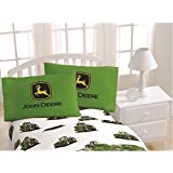 "Full Sheet Set : John Deere Big Tracks 54"" x 75"" Full Sheet Set"