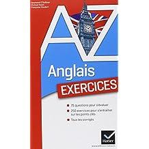 Anglais de A à Z exercices